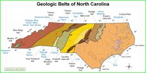 North Carolina's Mineral Resources