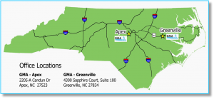 GMA Office Locations